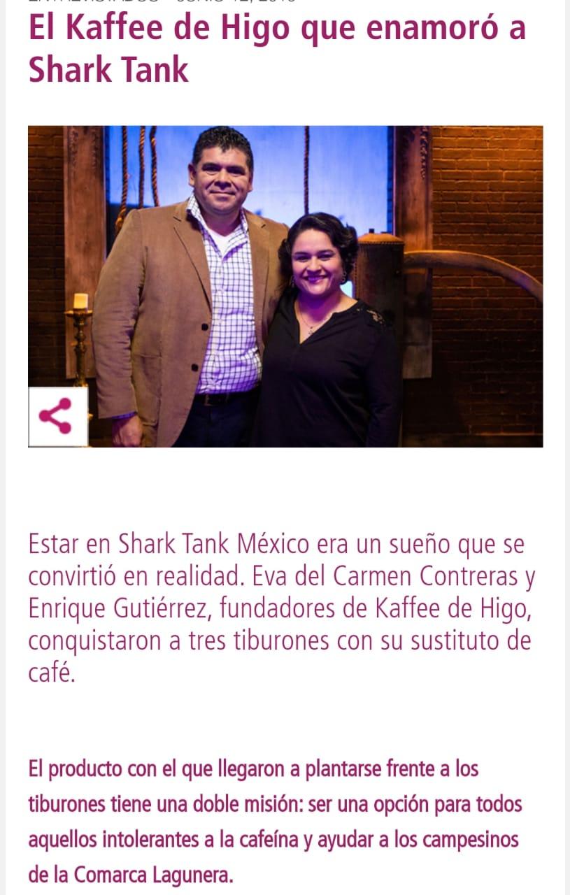 Eva del Carmen Contreras y Enrique Gutiérrez