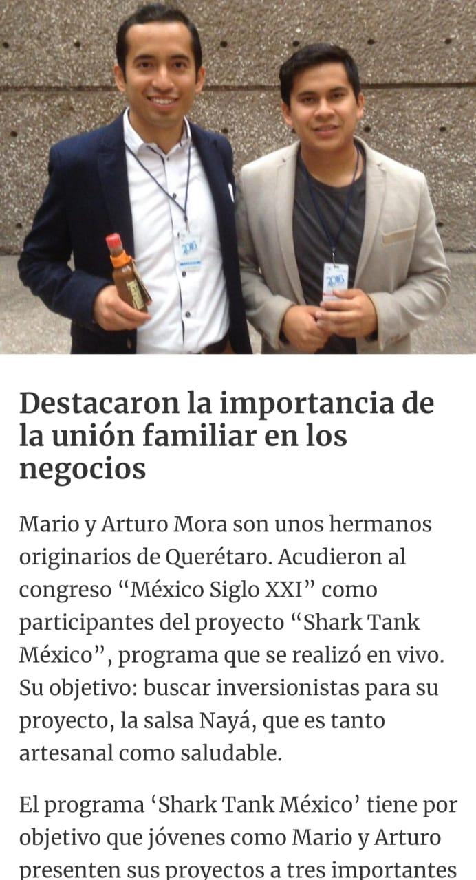 Mario y Arturo Mora